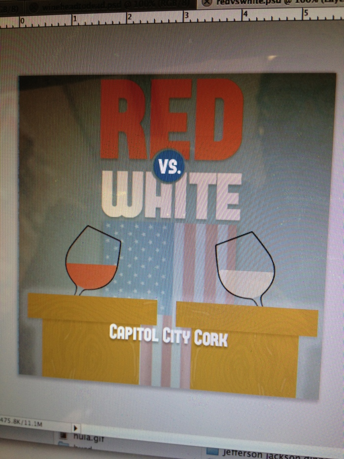 Red vs. White
